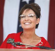 Sarah Palin  (photo by Bill Pugliano/Getty Images)