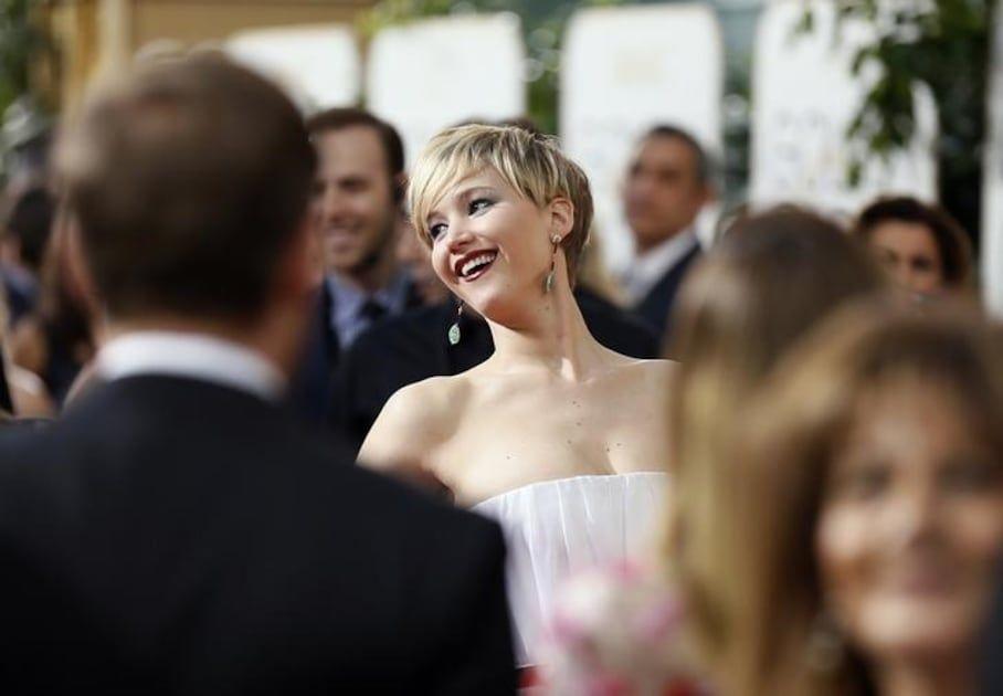 Jennifer Lawrence Stolen Photos