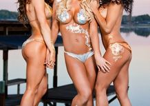 Home » Taryn Terrell, Gail Kim & Miss Tessmacher Silver Are Pure Gold