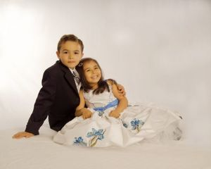 Photo Gallery - Photo of Brother and Sister