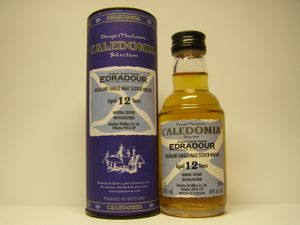 Caledonia GSMSW 12yo 5cl 50ml 46%vol