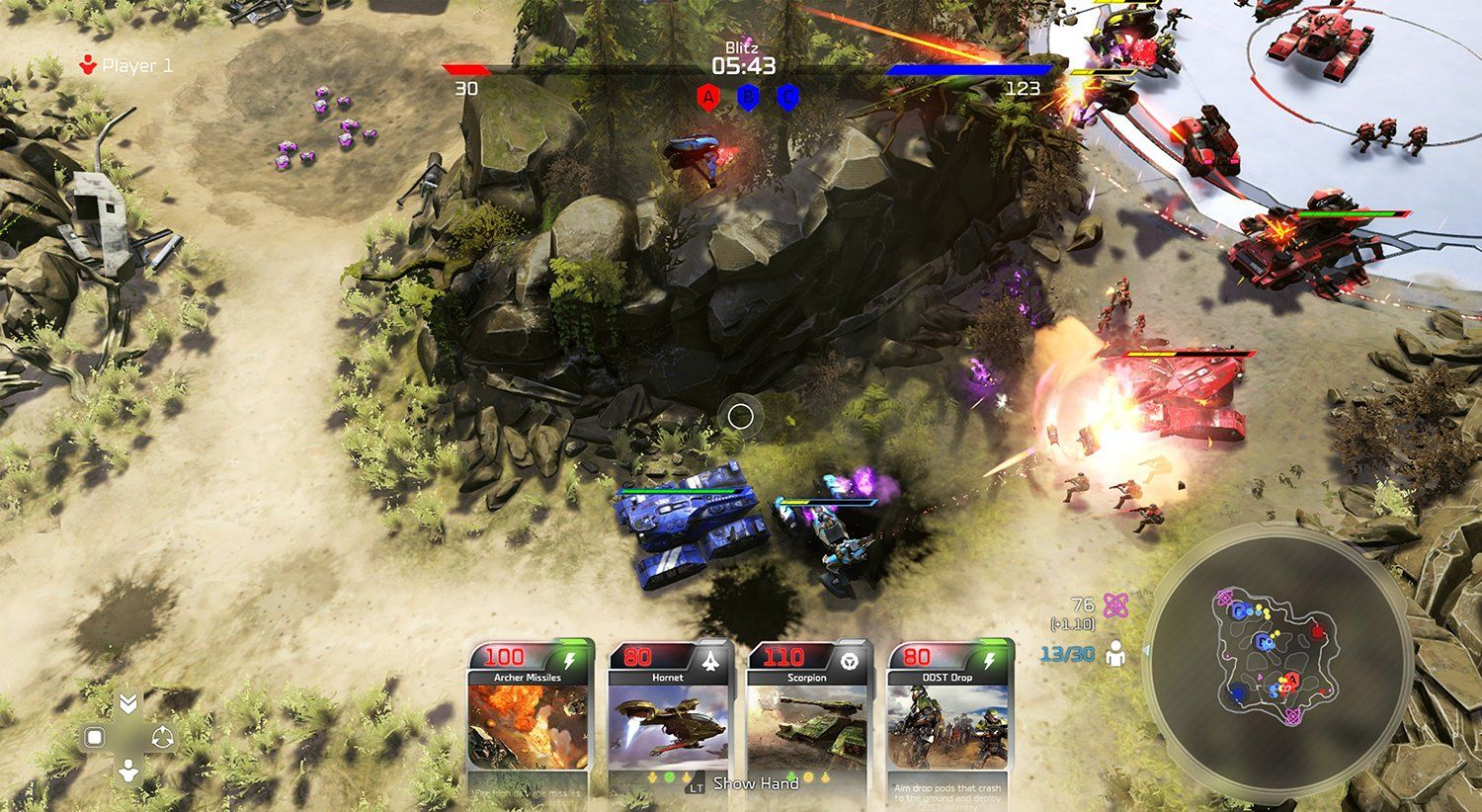 Halo Wars 2: Complete Edition surfaces for Xbox One and Windows 10