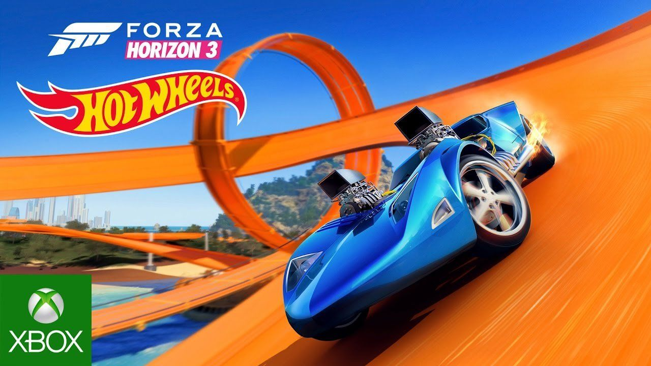 Forza Horizon 3 Hot Wheels Expansion will speed onto the scene on May 9