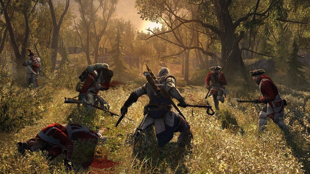Assassin's Creed 3 and 4 more games hit Xbox One backward compatibility