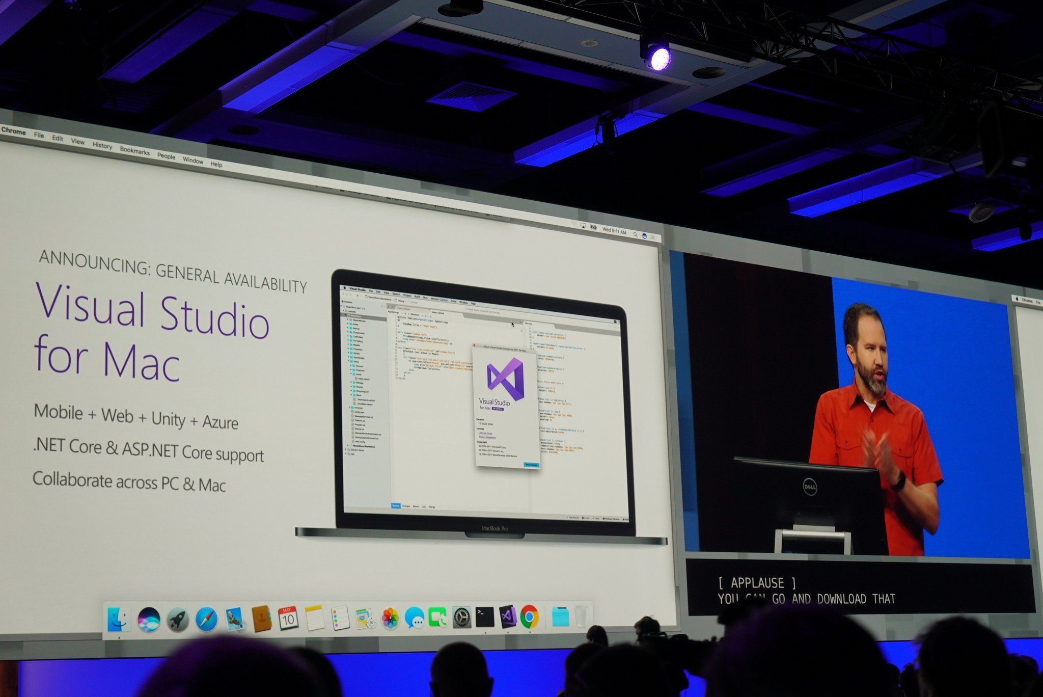 Visual Studio 2017 for Mac is now generally available