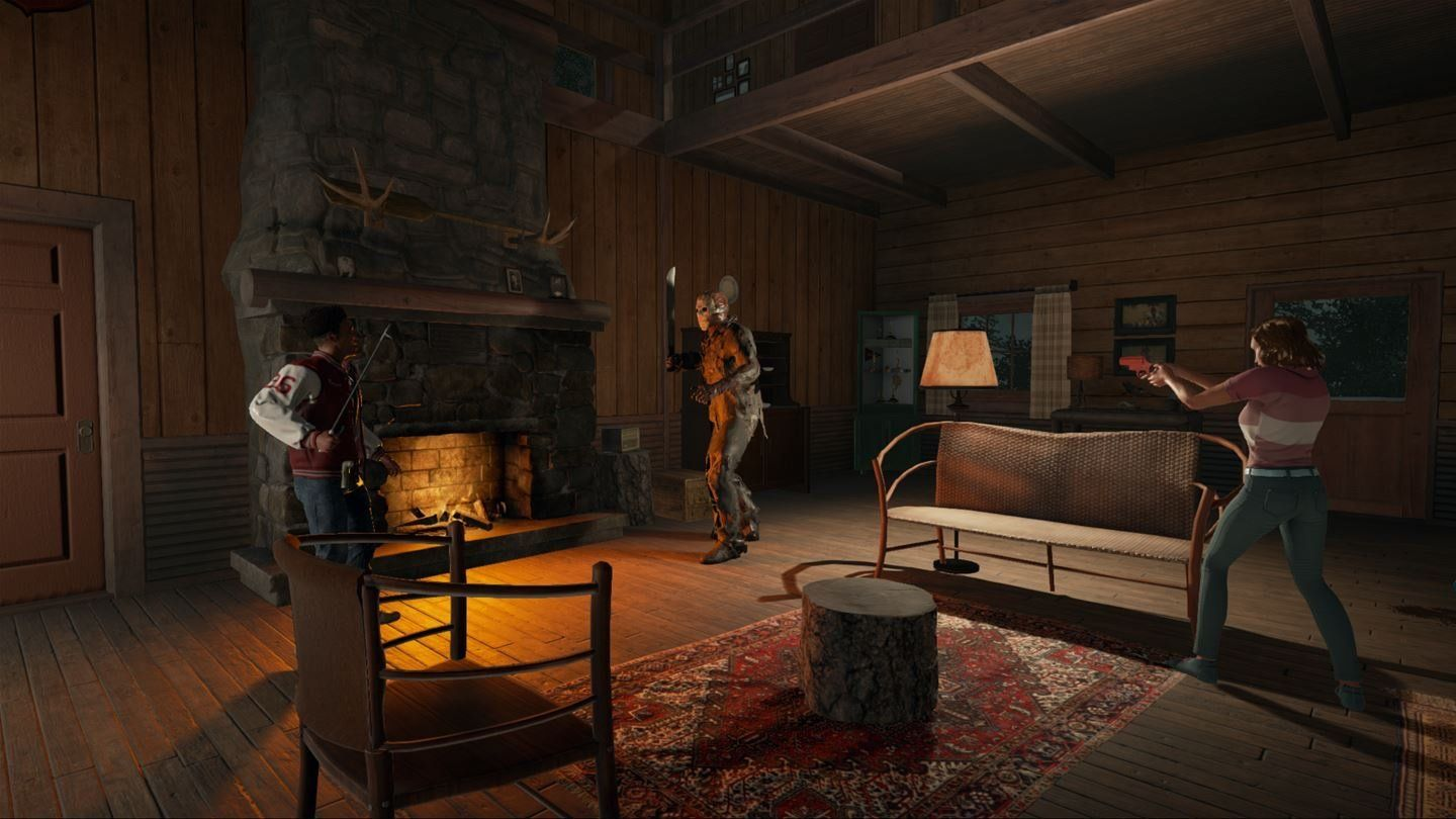 Jason Voorhees comes to Xbox One in Friday the 13th: The Game