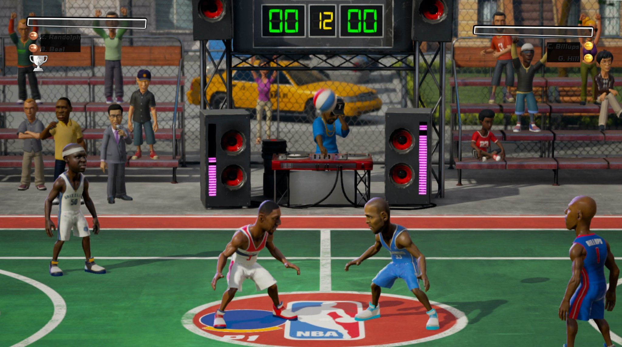 NBA Playgrounds for Xbox One review: A basketball game that fails to rival NBA Jam
