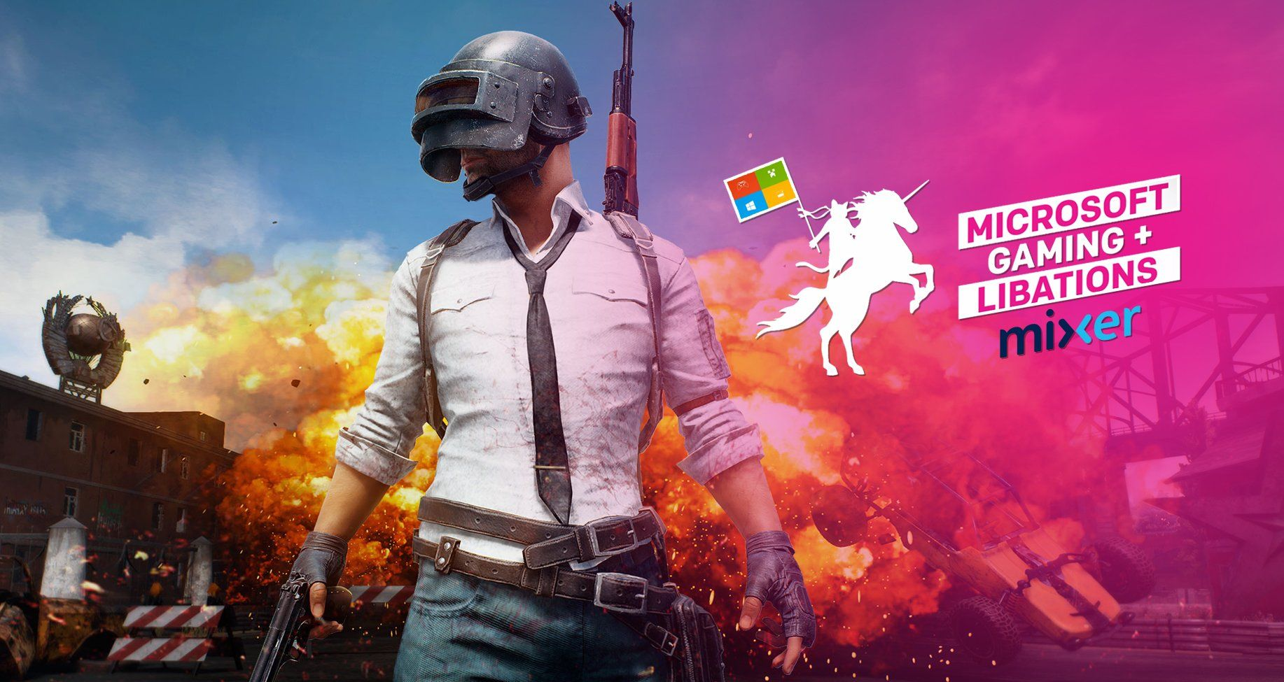 MGL 35 - Join us for PlayerUnknown's Battlegrounds and you could win a YEAR of Xbox Game Pass access!