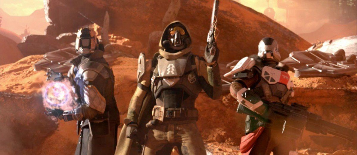 Destiny: Everything you need to know about the story so far