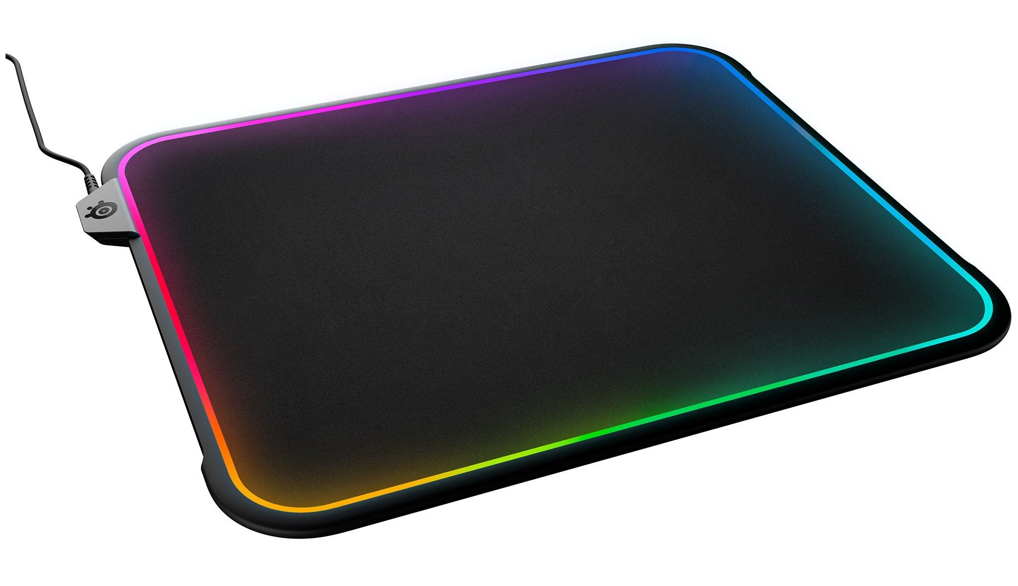 Light up your life with the new SteelSeries QcK Prism mousepad