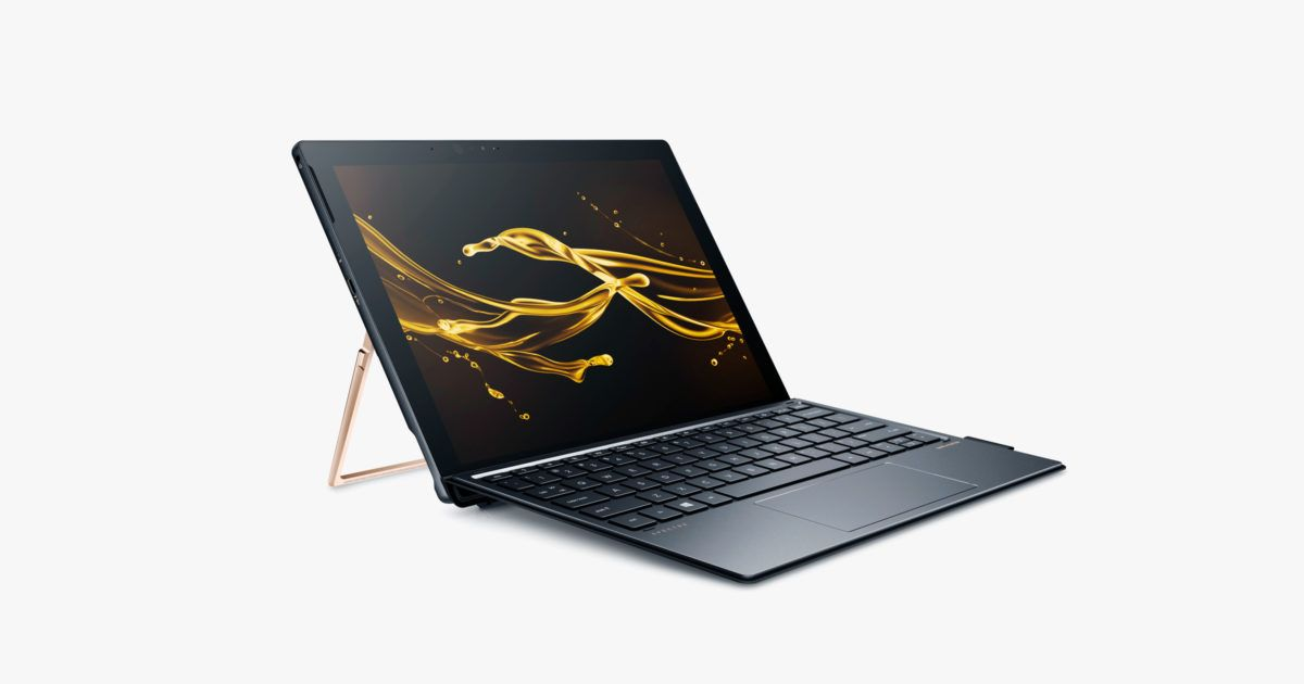 HP Spectre x2 (2017) Review: The 2-in-1 Laptop to Beat