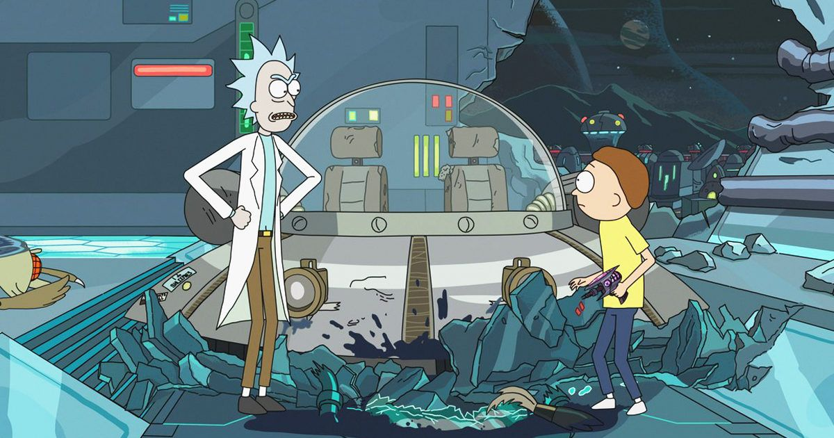 'Rick and Morty' Is Actually Righteous Science Fiction