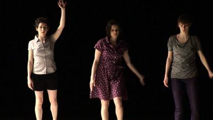Lila Dance Iii