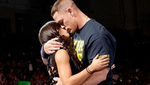 Memorable Superstar kisses | WWE com