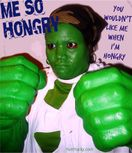 hungry hulk woman you wouldnt like me when im hongry photo