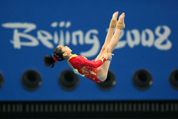 Gymnastics At The 2008 Summer Olympics