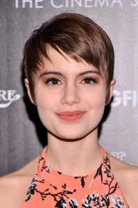 Sami Gayle attends The Cinema Society & Jaeger-LeCoultre Hosts A