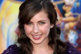 Ryan Whitney Newman 'Beauty And The Beast' SingALong DVD Premiere