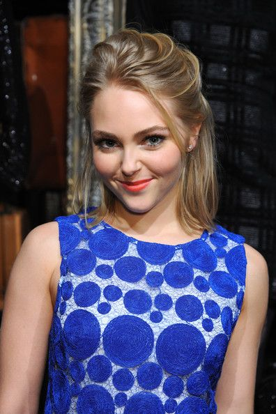Annsophia Robb At Alice Olivia By Stacey Bendet Fashion Show In New York