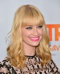 Beth Behrs Actress Beth Behrs arrives to The Trevor Project's 'Trevor