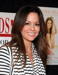 brooke burke signs copies of the naked mom in this photo brooke burke