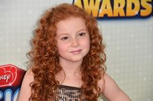 Francesca Capaldi Actress Francesca Capaldi arrives to the 2013 Radio