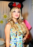 Olivia Holt Actress Olivia Holt attends the Minnie Gifting Lounge