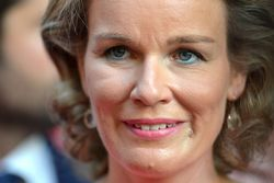 queen mathilde of belgium queen mathilde of belgium visits the royal