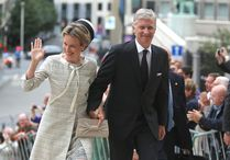 Queen Mathilde Queen Mathilde and King Philippe of Belgium attend a