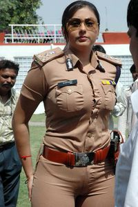 Namitha in Khaki Dress | Hot Namitha Gallery - Beautiful Babes