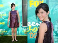 Isabelle Fuhrman looked remarkably ageappropriate for a girl who just