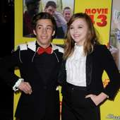 Jimmy Bennett And Chloe Grace Moretz Photo -