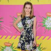Kiernan Shipka Nickelodeon's 26th Kids' Choice Awards..USC's Galen 49
