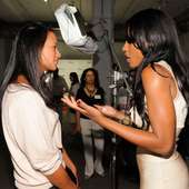 Cari Champion Photos - Wilson Racquet Sports Fashion Show - Zimbio
