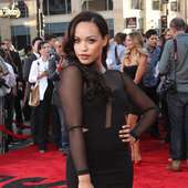 Cleopatra Coleman Actress Cleopatra Coleman Attends The Premiere Of 19