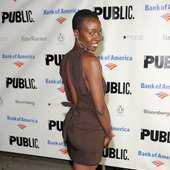 Danai Gurira Actress Danai Gurira Attends The 2011 Shakespeare In The