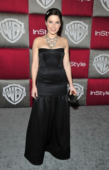 Sophia Bush At 2013 Warner Bros Instyle Golden Globes Party In Beverly Hills
