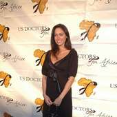 Jessica Leccia Actress Jessica Leccia Attends The 1st Annual US