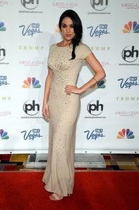 Brie Bella Evening Dress - Brie Bella Looks - StyleBistro
