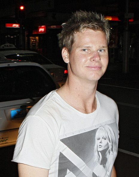Cricket Player Steven Smith