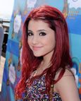 Ariana Grande Actress Ariana Grande arrives at the MakeAWish
