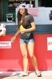 all for Sammi Giancola getting shoved out the way or kicked in the
