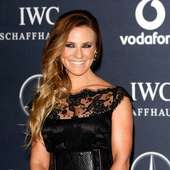 Red Carpet At The Laureus World Sports Awards (Georgie Thompson)