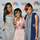 Sierra Aylina McClain - 43rd NAACP Image Awards - Red Carpet