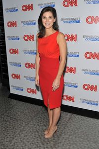 "anchor Erin Burnett attends the launch party for CNN's ""Erin Burnett"