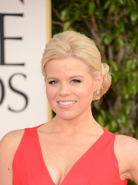 Megan Hilty At 70th Annual Golden Globe Awards In Beverly Hills