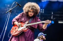 Brittany Howard Brittany Howard from Alabama Shakes performs at