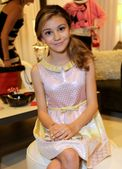 Hannelius Actress/Singer G  Hannelius attends the Minnie Gifting