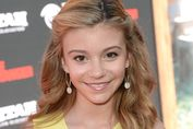 images of Genevieve Hannelius Premiere Walt Disney Pictures Quot The