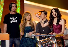 Nathan Kress and Jennette McCurdy  Nickelodeon's 23rd Annual Kids